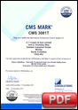 CMS MARK 3081T : 3 pages